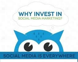 Why invest in social networks