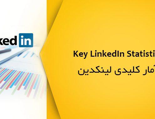 KeyLinkedIn Statistics