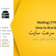 کاهش waiting در وردپرس
